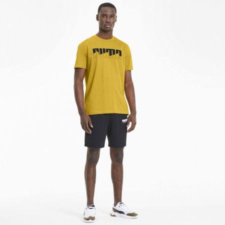 Pánske tričko - Puma REBEL BOLD TEE - 5