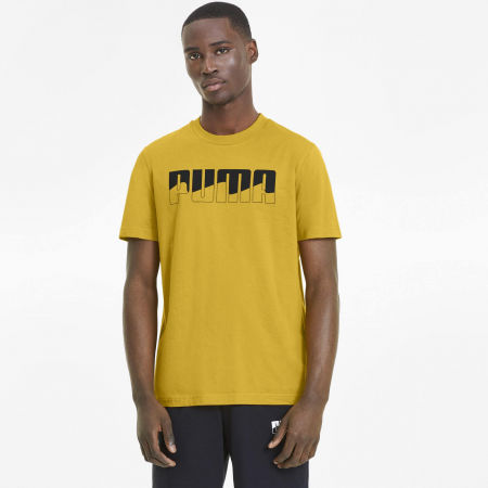 Pánske tričko - Puma REBEL BOLD TEE - 3