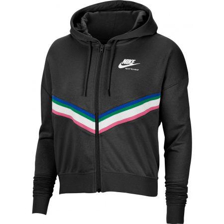 Nike NSW HRTG FZ FLC W - Women's hoodie