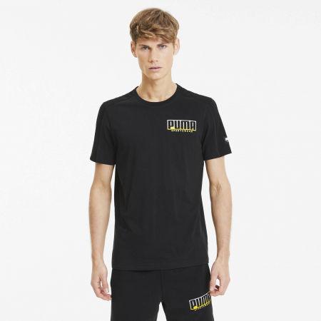 Men's T-shirt - Puma ATHLETICS ADVANCED TEE - 3