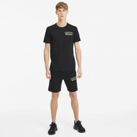 Men's T-shirt - Puma ATHLETICS ADVANCED TEE - 4