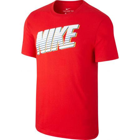Nike NSW TEE NIKE BLOCK M - Pánske tričko