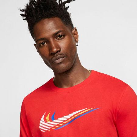 Pánske tričko - Nike NSW SS TEE SWOOSH M - 5