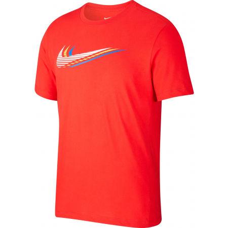 Nike NSW SS TEE SWOOSH M - Pánské tričko