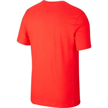 Pánske tričko - Nike NSW SS TEE SWOOSH M - 2