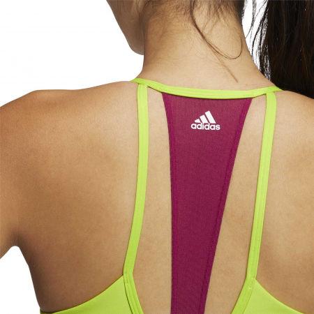 Women's bra - adidas AM 3S MESH BRA - 10