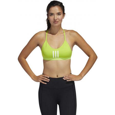 Women's bra - adidas AM 3S MESH BRA - 4