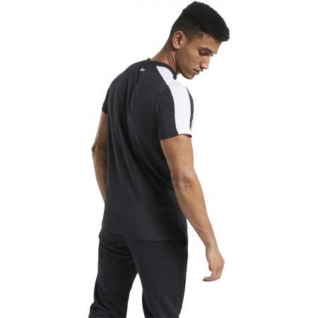 Men's T-Shirt - Reebok TE LL SS GRAPHIC TEE - 5