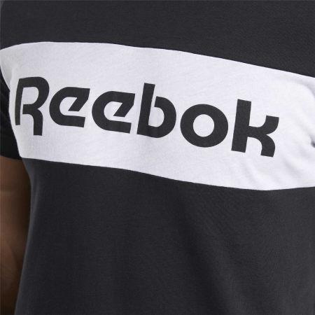 Men's T-Shirt - Reebok TE LL SS GRAPHIC TEE - 6