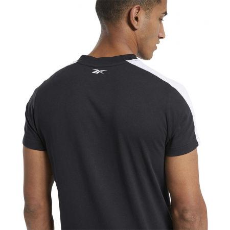 Men's T-Shirt - Reebok TE LL SS GRAPHIC TEE - 8
