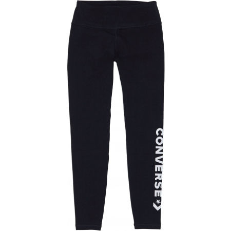 Women's tights - Converse WORDMARK LEGGING