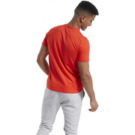 Pánské tričko - Reebok GS OPP TEE GRAPHIC - 5