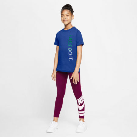 Koszulka dziecięca - Nike NSW TEE JDI VERTICAL U - 3
