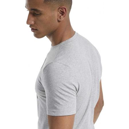 Tricou bărbați - Reebok GS OPP TEE GRAPHIC - 5