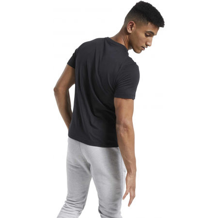 Men's T-Shirt - Reebok GS OPP TEE GRAPHIC - 5