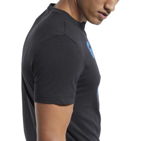 Men's T-Shirt - Reebok GS OPP TEE GRAPHIC - 8