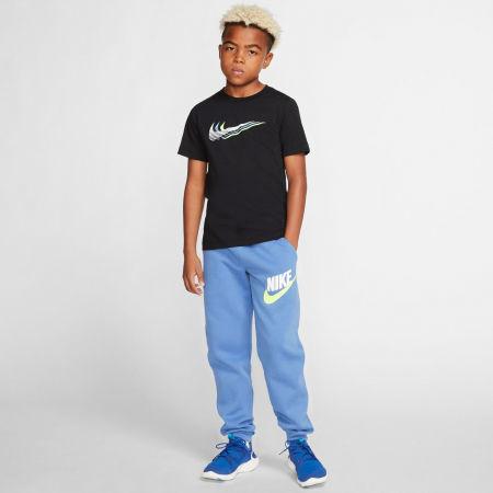 Detské tričko - Nike NSW TEE TRIPLE SWOOSH U - 6
