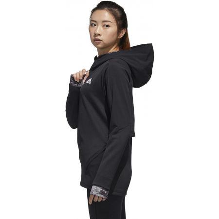 Women's sports jacket - adidas AR KNIT JACKET - 5