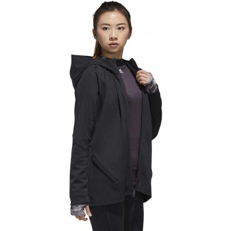 Women's sports jacket - adidas AR KNIT JACKET - 6