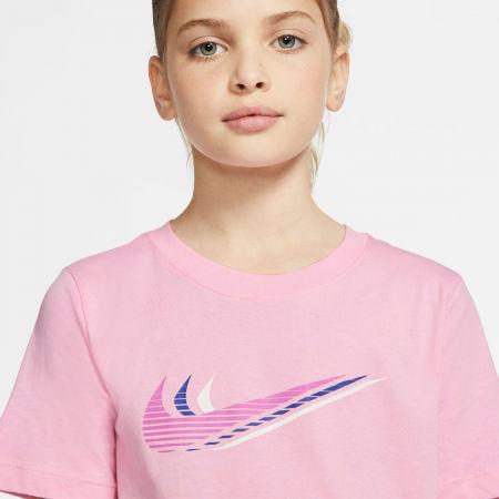 Dětské tričko - Nike NSW TEE TRIPLE SWOOSH U - 5
