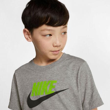 Boys' T-shirt - Nike NSW TEE FUTURA ICON TD B - 3