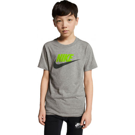 Nike NSW TEE FUTURA ICON TD B - Boys' T-shirt