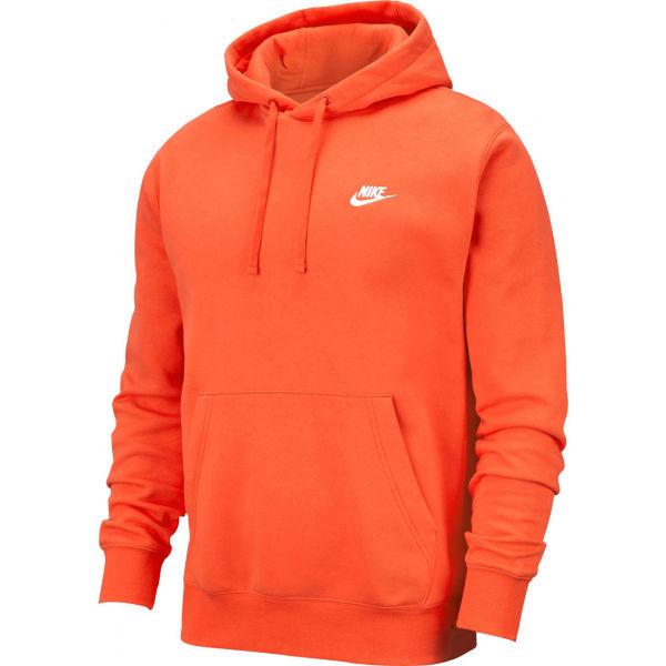 Nike SPORTSWEAR CLUB FLEECE - Pánska mikina