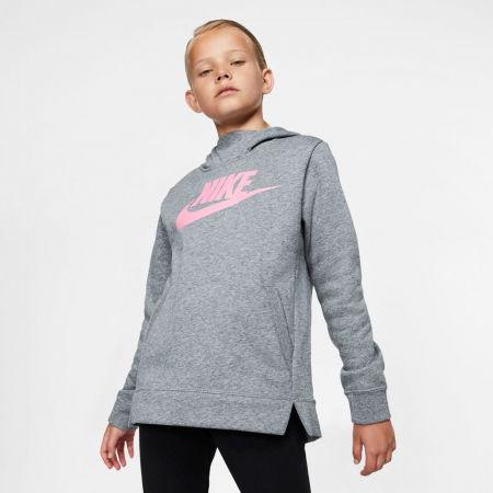 Dívčí mikina - Nike NSW PE PULLOVER - 3