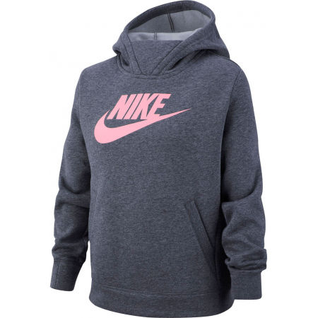 Nike NSW PE PULLOVER - Girls' sweatshirt