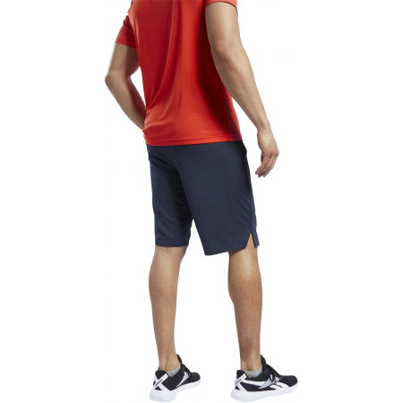 Men's sports shorts - Reebok WORKOUT READY SHORTS - 4