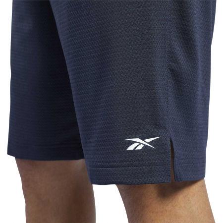 Men's sports shorts - Reebok WORKOUT READY SHORTS - 6