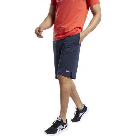 Men's sports shorts - Reebok WORKOUT READY SHORTS - 3