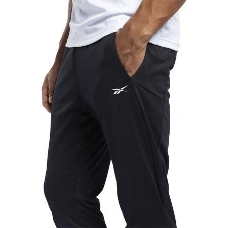 Men's sweatpants - Reebok WOR KNIT PANT - 4