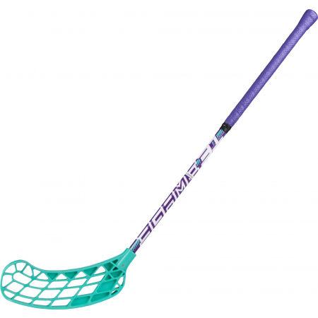 Detská florbalová hokejka - Kensis 3GAME 29 - 2