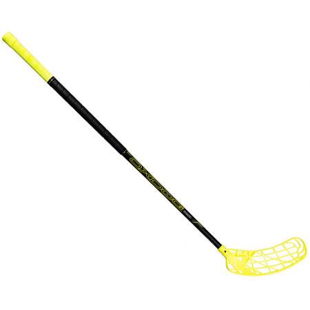 Florbalová hokejka - Oxdog ZERO HES 31 SWEOVAL NB - 2