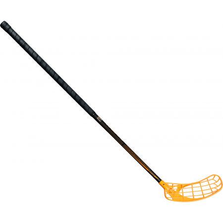 Florbalová hokejka - Oxdog PULSE 28 GM SWEOVAL MB - 2