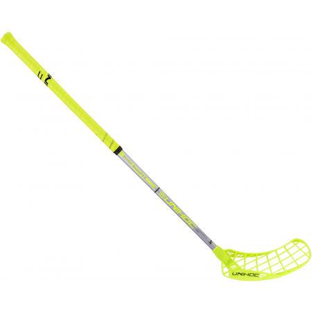 Juniorská florbalová hokejka - Unihoc EPIC COMPOSITE 32 - 1