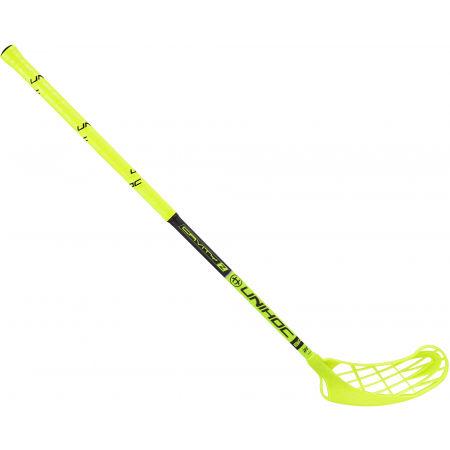 Juniorská florbalová hokejka - Unihoc CAVITY Z 32 - 2