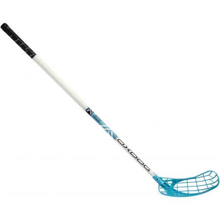 Florbalová hokejka - Oxdog TERRA 29 TIFF ROUND - 1