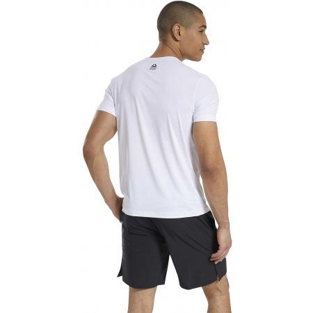 Men's sports T-Shirt - Reebok RC ACTIVCHILL TEE - 5