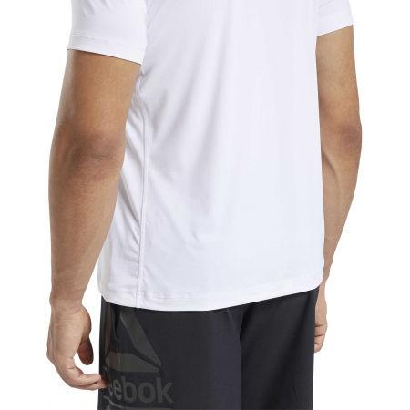 Men's sports T-Shirt - Reebok RC ACTIVCHILL TEE - 8