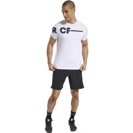 Men's sports T-Shirt - Reebok RC ACTIVCHILL TEE - 4