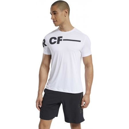 Men's sports T-Shirt - Reebok RC ACTIVCHILL TEE - 3