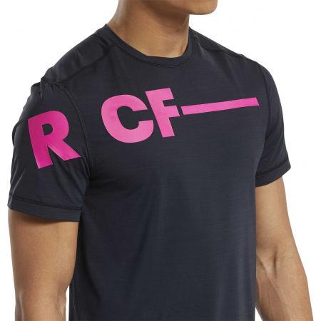 Koszulka męska - Reebok CF ACTIVCHILL TEE - 3