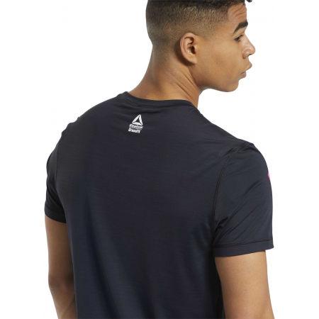 Koszulka męska - Reebok CF ACTIVCHILL TEE - 4