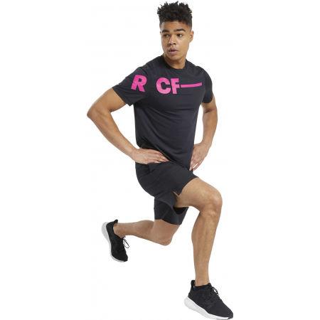 Koszulka męska - Reebok CF ACTIVCHILL TEE - 7