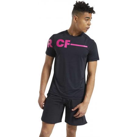 Men's T-Shirt - Reebok CF ACTIVCHILL TEE - 5