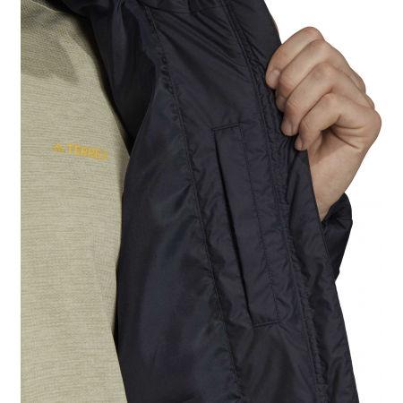 Men's jacket - adidas BSC HOOD INS J - 9