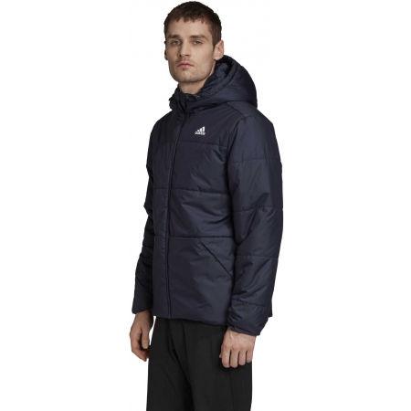 Men's jacket - adidas BSC HOOD INS J - 4