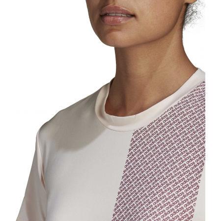 Dámské triko - adidas W D2M BRND T - 8